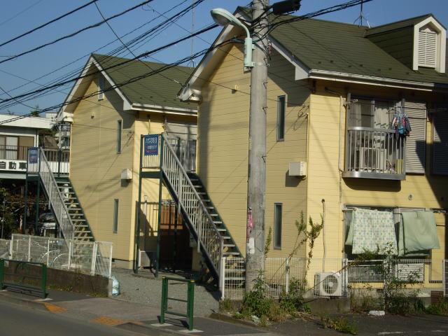 ハウス818Bの外観写真