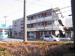 コーポ田中の外観写真