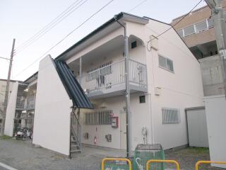桜ヶ丘ハイムの外観写真