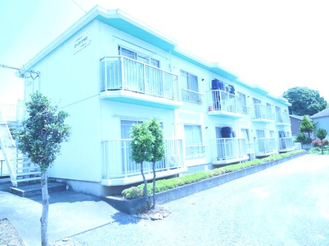 グリーンハイツ串田の外観写真