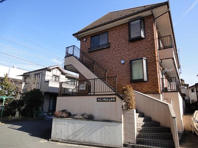 オリエンタルホーム木村の外観写真