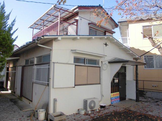 野崎方散田町5丁目戸建の外観写真
