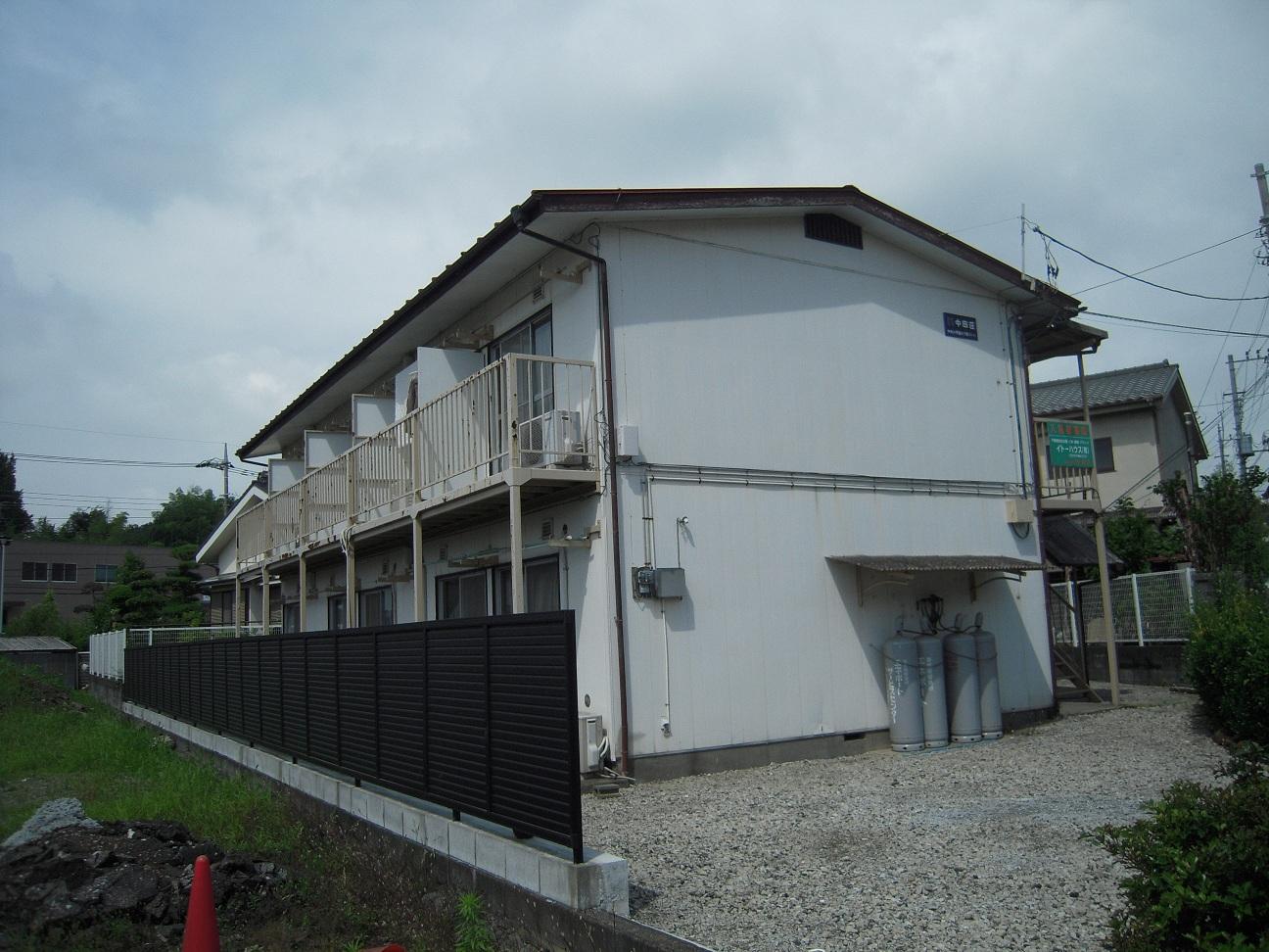 中田荘の外観写真