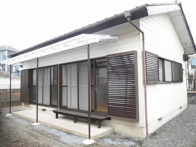 鈴木良一長房貸家の外観写真