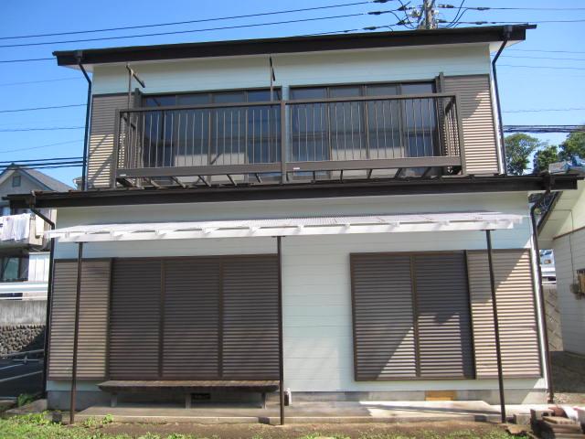 鈴木2階建貸家の外観写真