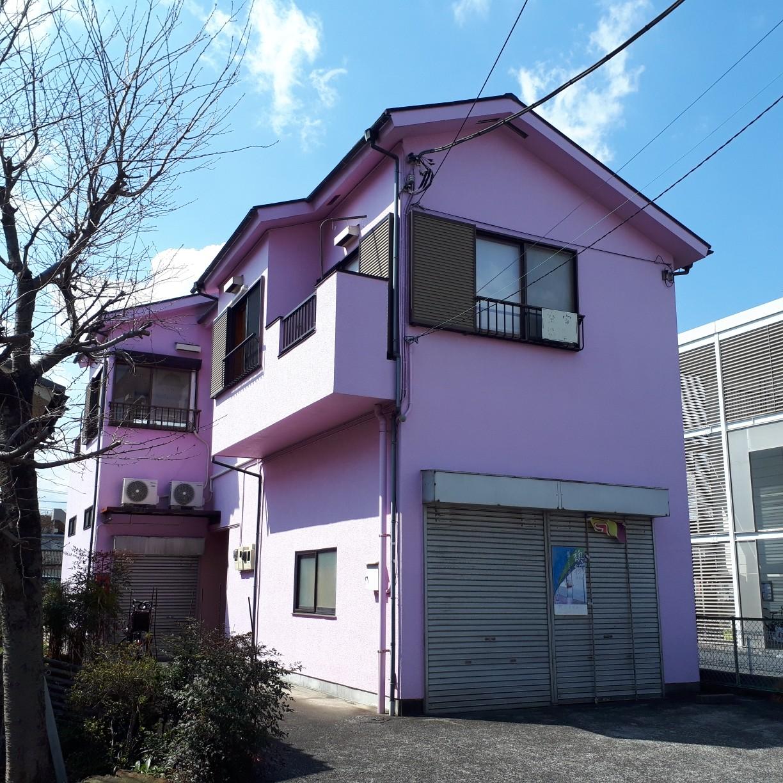 町田コーポの外観写真