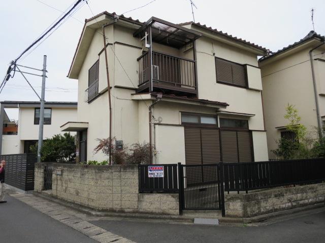 中野上町貸家の外観写真