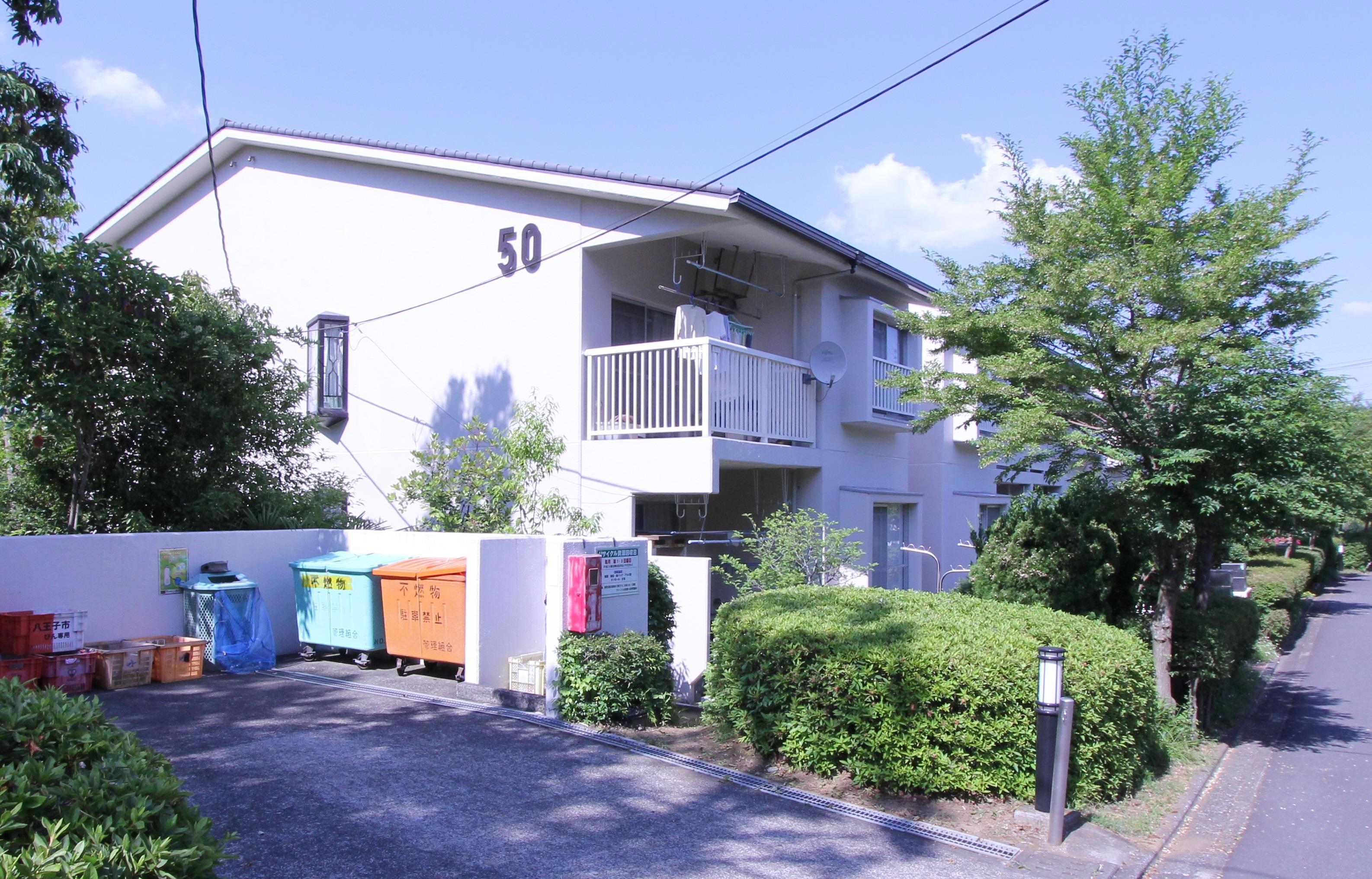 グリーンヒル寺田の外観写真