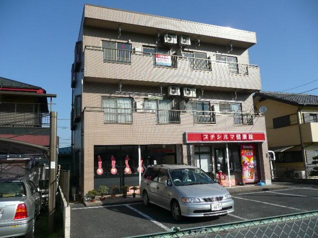 山崎ビルの外観写真