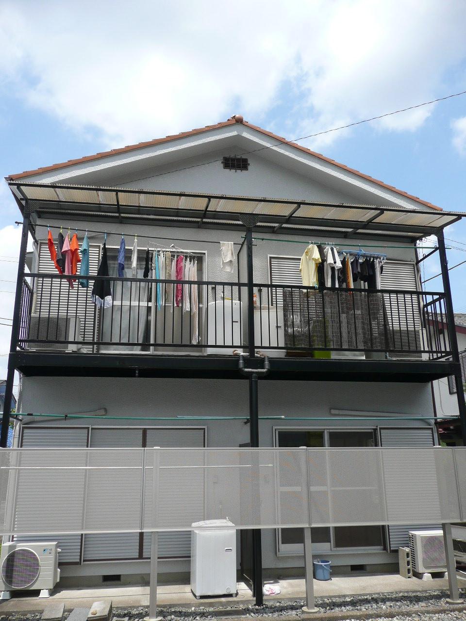 峰屋敷弐番館の外観写真
