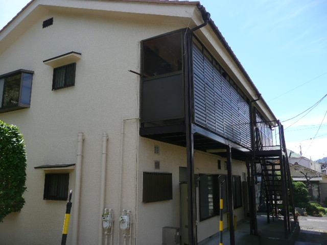 峰屋敷参番館の外観写真