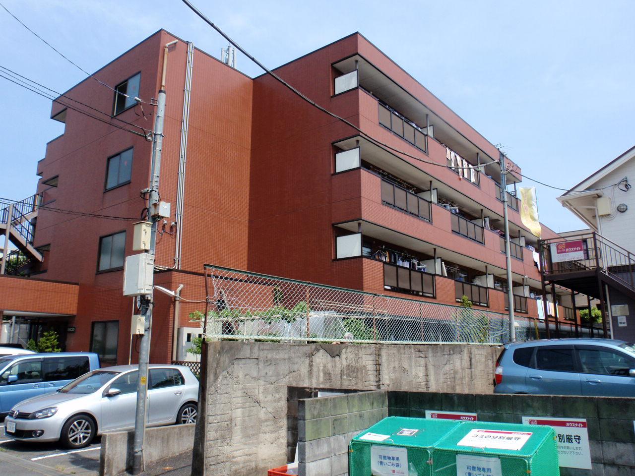 羽田第二ビルの外観写真