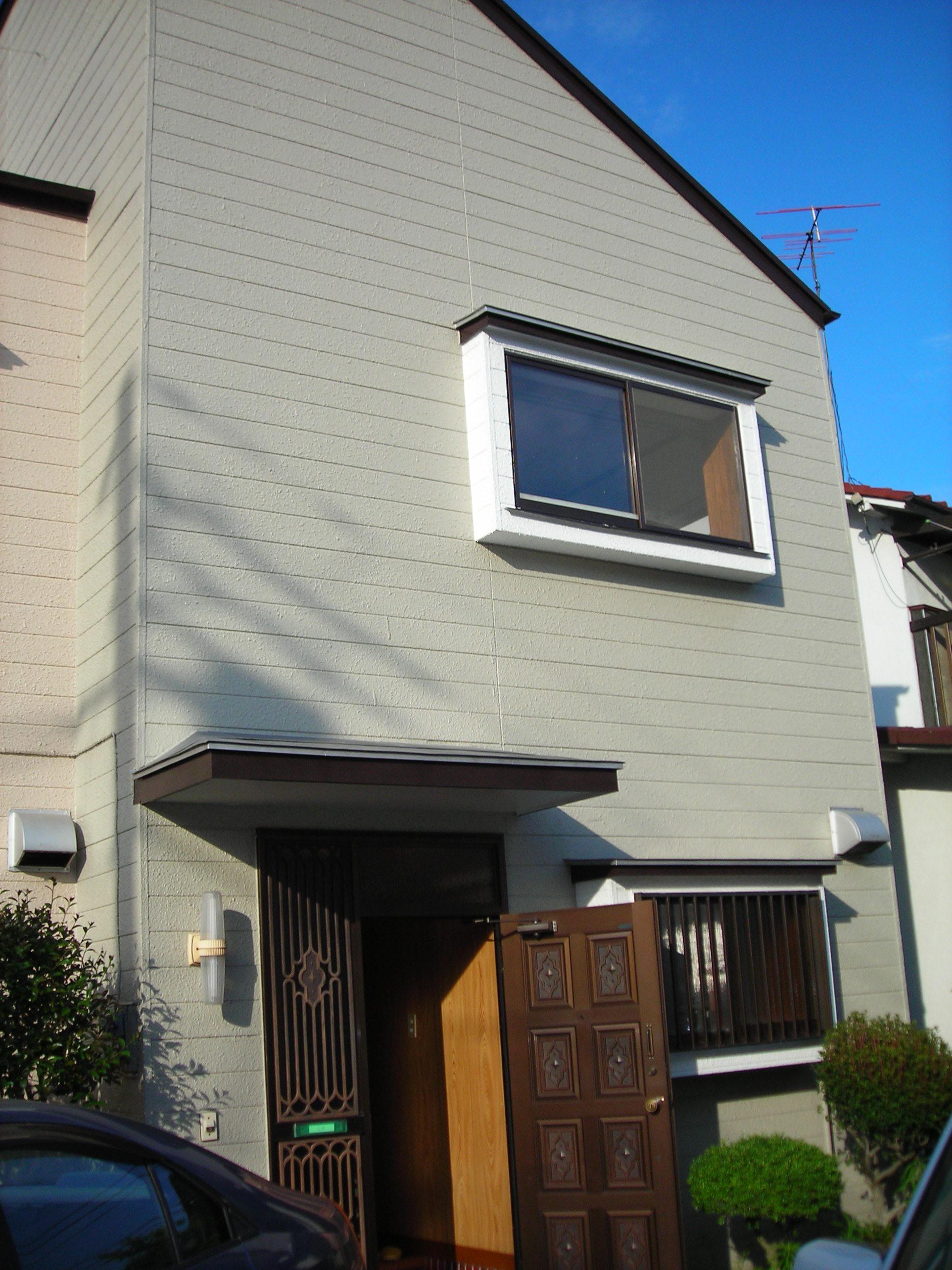 テラスハウス横川の外観写真