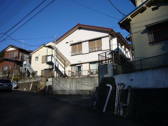 ふじ荘の外観写真