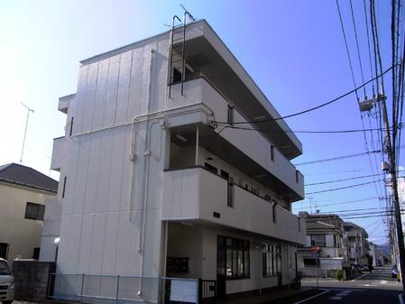 串田ビルの外観写真