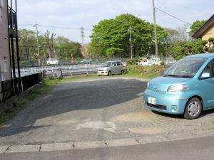 堀田駐車場の写真