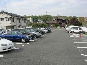 内藤駐車場の写真