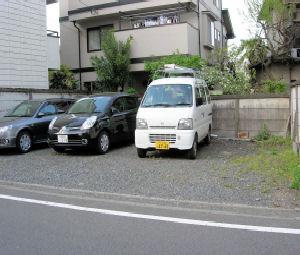 羽鳥駐車場の写真