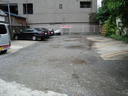 新藤駐車場の写真
