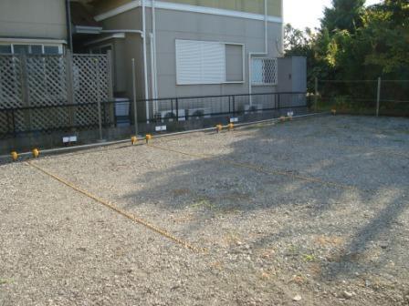 コスモス第1駐車場の写真