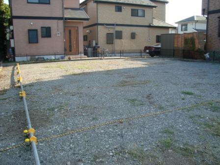 コスモス第2駐車場の写真
