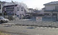 長谷部第1駐車場の写真