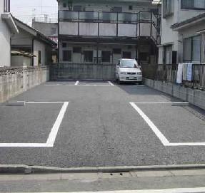 長谷部第4駐車場の写真