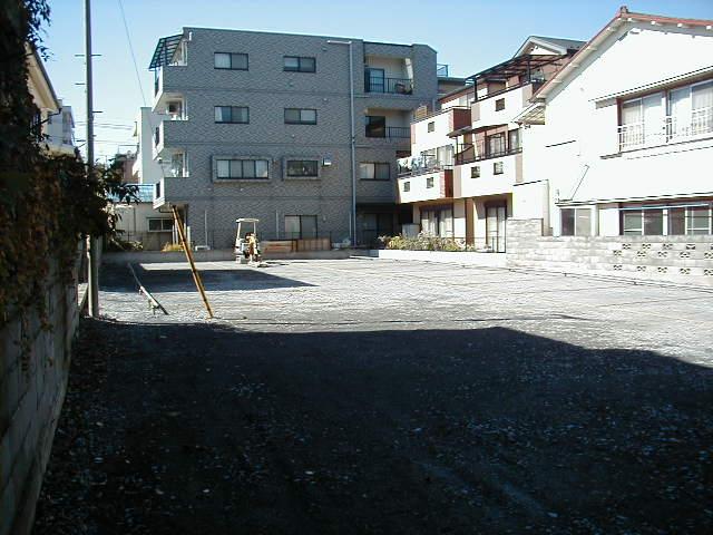 万町第一駐車場の写真