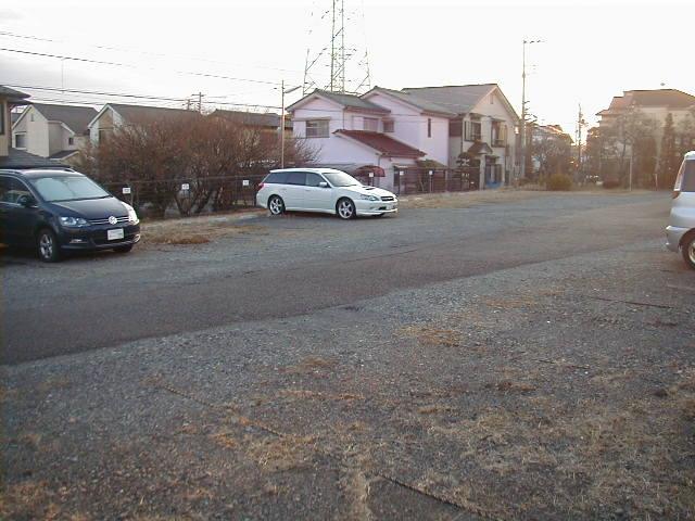 篠崎駐車場の写真
