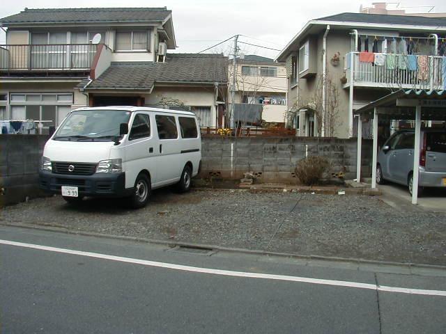 清水駐車場の写真