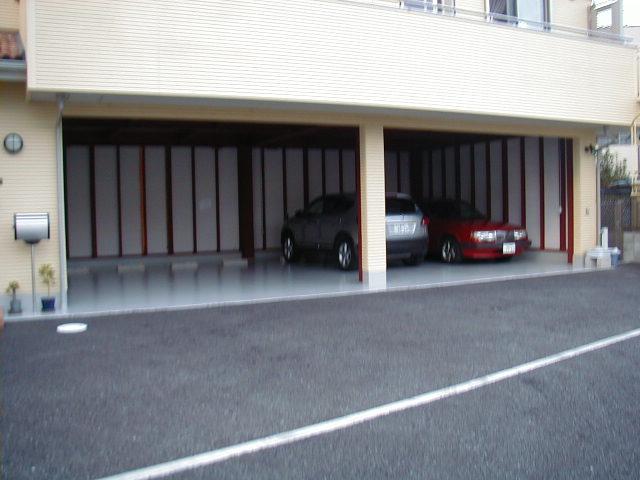 原田駐車場の写真