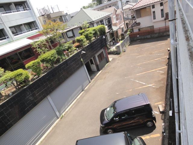 プレディオ八王子月極駐車場の写真