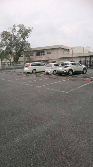 並木町駐車場の写真