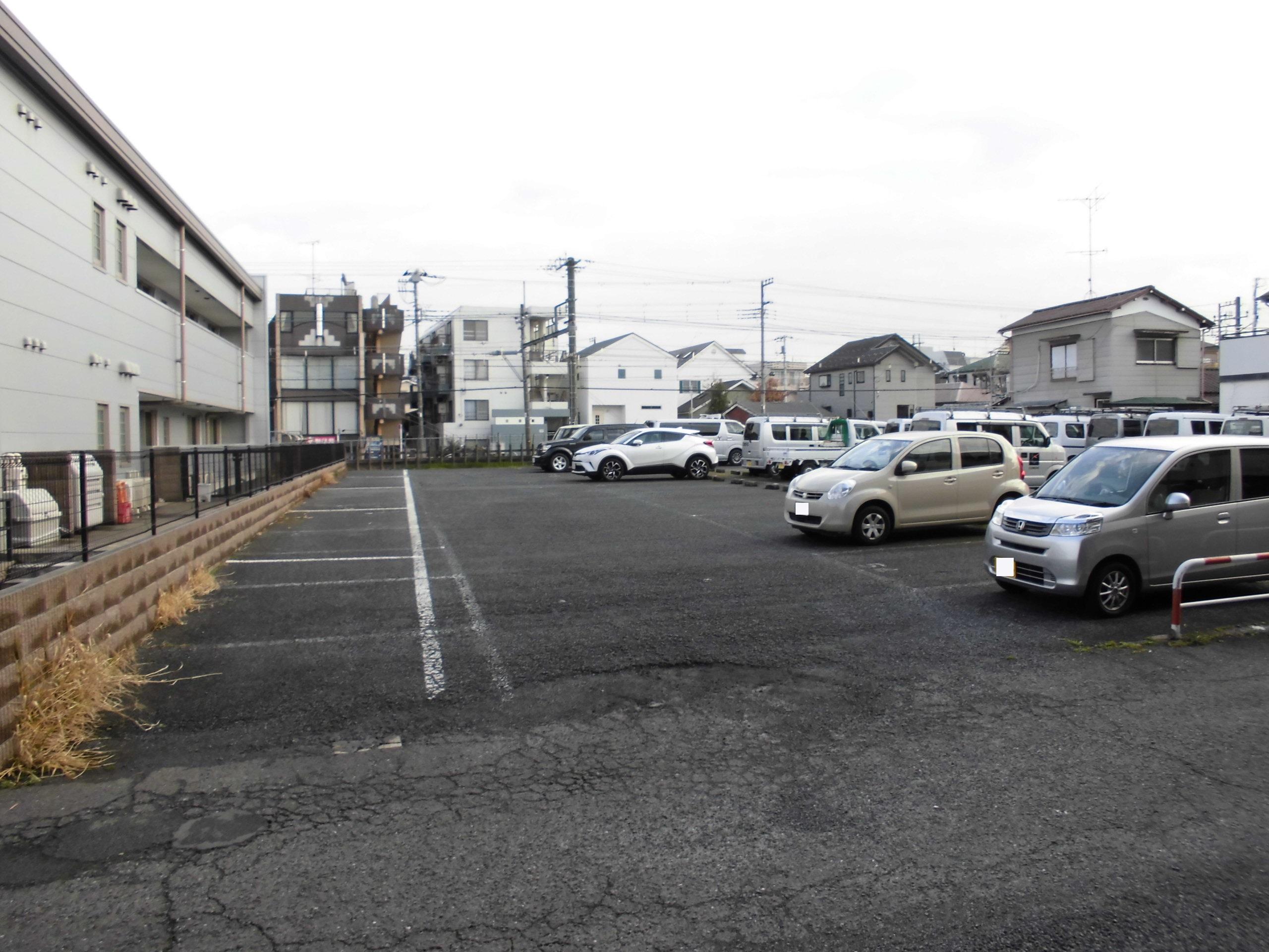 並木町第一駐車場の写真