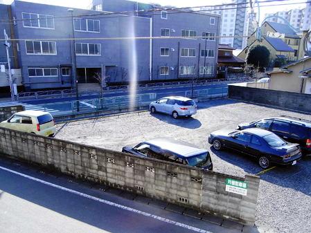 古家台町駐車場の写真