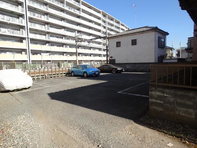 菱山祐次第1駐車場の写真