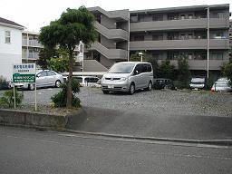 青木駐車場の写真