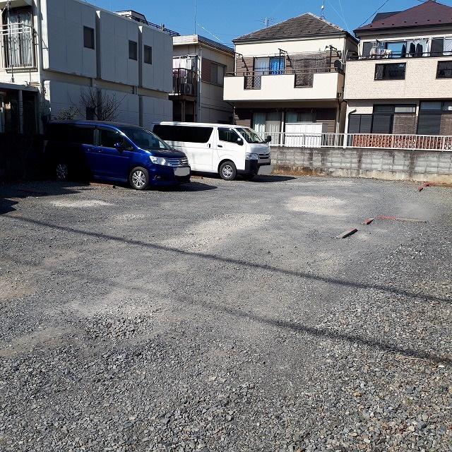 飯田駐車場の写真