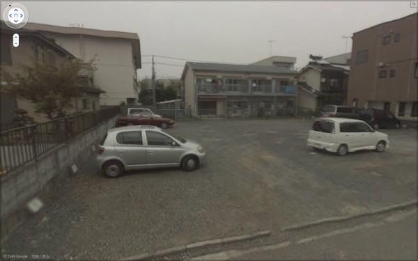 市川駐車場の写真