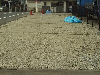 丸三駐車場の写真