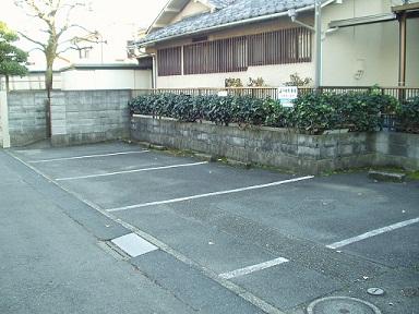 牧野駐車場の写真