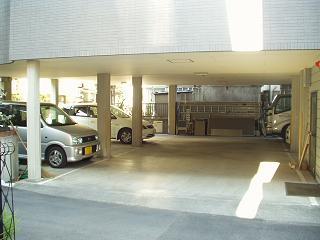 川村駐車場の写真
