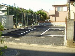 志村駐車場の写真