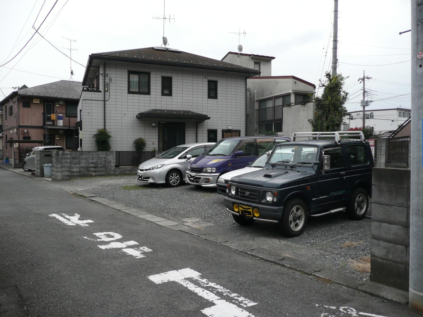 菱山一郎第1駐車場の写真