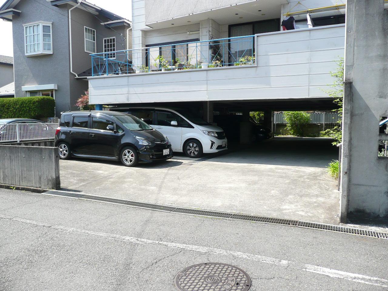 小島駐車場の写真