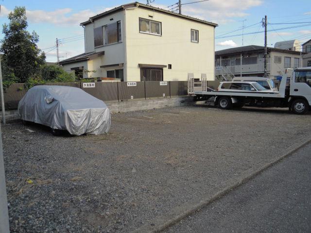 子安第二駐車場の写真