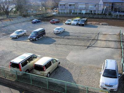 スサキ駐車場の写真