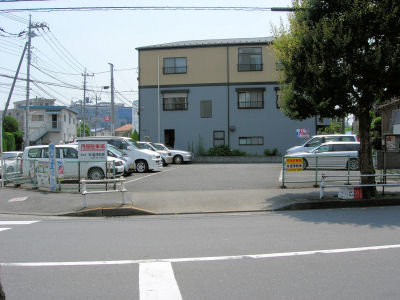 小室駐車場の写真