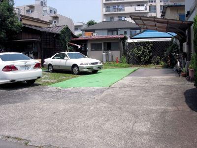 新井駐車場の写真