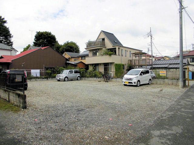 永井駐車場の写真
